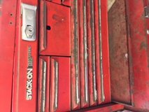 Old Stack-On Tool Box in Baytown, Texas