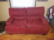 Couch, Loveseat and oversize chair in Joliet, Illinois
