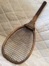 Vintage: Tennis Racket in Macon, Georgia