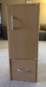 Small Cabinet with Drawer Excellent Condition in Tinley Park, Illinois