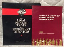 Manuals: Restaurant Legal Advice in Byron, Georgia