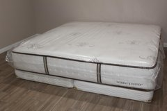 King Mattress - Stearns and Fosters Rosalie Estate in Kingwood, Texas