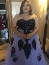 Plus size prom dress in Baytown, Texas