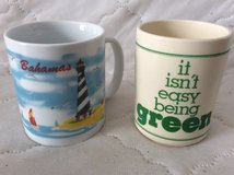 Coffee Cups: Bahamas & Green in Byron, Georgia