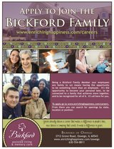 CNA- Bickford Assisted Living Oswego in Plainfield, Illinois