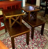 2 end tables in Fort Bliss, Texas