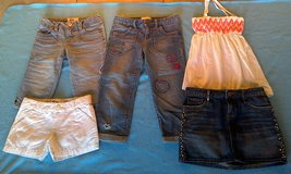 Girls Clothes - Size 8 - Spring / Summer - 5 Pieces in Tinley Park, Illinois