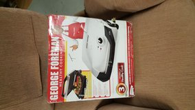 BRAND NEW GEORGE FOREMAN (NEVER USED) in Joliet, Illinois