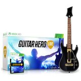 Guitar Hero Wireless system with Extra Guitar included for XBOX 360 in Plainfield, Illinois