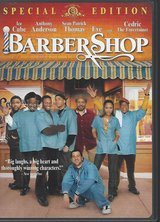 Barbershop (DVD, 2003, Special Edition) Comedy Movie in Kingwood, Texas