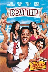 Boat Trip (DVD, 2003) Cuba Gooding Comedy Cruise Vacation Beach Island in Kingwood, Texas