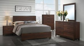 BRAND NEW! URBAN RUSTIC TIMELESS BEAUTY QUEEN BED SET in Camp Pendleton, California
