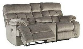 Ashley Duel Loveseat Recliner w/Console/dbl Cup Holder in Lawton, Oklahoma