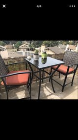 3 pc Patio Set in Yucca Valley, California