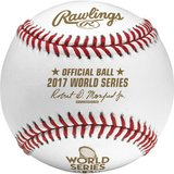 Astros Official 2017 World Series Game Baseball - New in Case - Sell Today! in Baytown, Texas