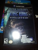 King Kong GameCube game in Camp Lejeune, North Carolina