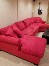 3 Piece Sectional Couch in Naperville, Illinois
