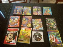 Group of Cartoon DVD Movies TMNT and Scooby Doo in Chicago, Illinois