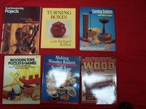 SELECTION OF  WOODWORKING BOOKS in Orland Park, Illinois