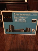 NEW (Unopened) SONY 5.1 Channel Home Theatre System HT-SS360 in Eglin AFB, Florida
