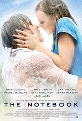 The Notebook (DVD, 2005) Romantic Movie Love Drama in Kingwood, Texas