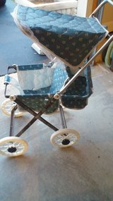 ANTIQUE 1980's DOLL STROLLER in Oswego, Illinois