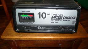 10-AMP Schumacher Battery Charger in Okinawa, Japan