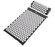 ProSource Acupressure Mat and Pillow Set for Back/Neck Pain Relief and Muscle Relaxation in Oswego, Illinois