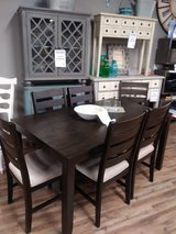 7 Piece Dinette in Cincinnati, Ohio