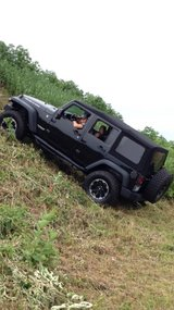 Jeep Wrangler Unlimited Premium Soft Top in Naperville, Illinois