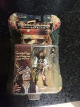 Pirates of the Caribbean, Dead man's chest - Cannibal King - Jack Sparrow action figure in Aurora, Illinois