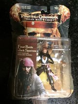 Pirates of the Caribbean, Dead man's chest - Final Battle - Jack Sparrow action figure in Aurora, Illinois