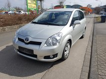 2008 TOYOTA COROLLA VERO 7 SEATS *TURBO DIESEL *NEW INSPECTION in Spangdahlem, Germany