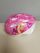 Barbie girls bike helmet in Chicago, Illinois