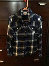 Flannel shirt in Naperville, Illinois