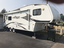 **EUC** 2009 Cougar by Keystone 28' 5th Wheel in Tacoma, Washington