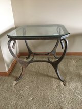Metal & Glass Accent Tables Tables in Oswego, Illinois