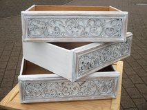 gorgeous solid wood drawers (3) in Ramstein, Germany