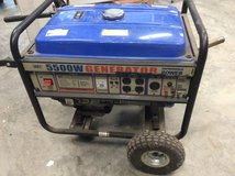 UST 5500W generator - Reduced in Conroe, Texas