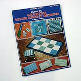 1975 Guide to Charted Needlepoint Designs / Projects, B. Hunter in Westmont, Illinois