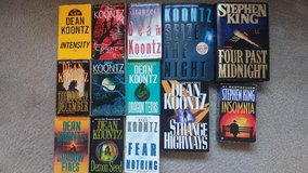 Dean Koontz / Stephen King Books in Tinley Park, Illinois