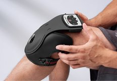 sharper image knee or shoulder heat and sonic vibration massager in Brookfield, Wisconsin