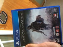 Shadow of Mordor - PS4 in Chicago, Illinois