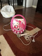 Hello Kitty Karaoke Machine in Pasadena, Texas