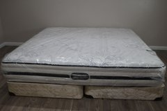 King Size Mattress - Beautyrest Recharge Ultra Lucinda Extra Firm in Spring, Texas
