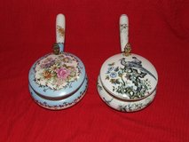Silent Butler Ceramic Dishes by Norleans & Sadek in Lockport, Illinois