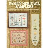 FAMILY HERITAGE SAMPLERS: CHARTS for NEEDLEPOINT or CROSS STITCH in St. Charles, Illinois