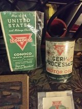 Old Conoco Phillips Oil items in Baytown, Texas