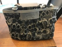 Coach Black Purse in Joliet, Illinois
