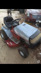 MTD 18 hp 42 cut runs excellent condition $350 in Perry, Georgia